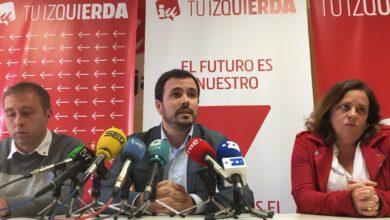 """Photo of Alberto Garzón llama a los """"votantes de izquierda"""" y a la """"bolsa de indecisos"""" a que confíen en Unidas Podemos e IU porque es el """"único voto útil"""" para desarrollar """"medidas de protección social"""""""