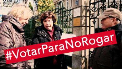 Photo of IU Exterior lanza un vídeo dentro de su campaña #VotarParaNoRogar donde anima a la emigración a realizar a tiempo los trámites para participar en las elecciones