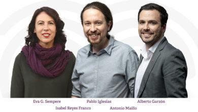 Photo of Acto de Unidas Podemos en Málaga – 10/04/2019