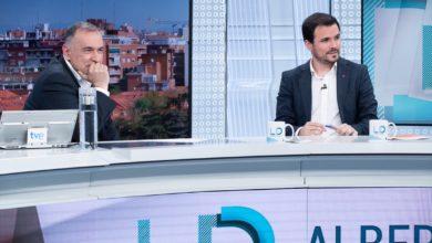 """Photo of Alberto Garzón critica que los líderes de los principales partidos """"no hayan dicho ni mu"""" en el caso del espionaje político-policial a Pablo Iglesias"""