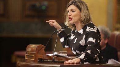 Photo of Yolanda Díaz:  «El PSOE deroga las reformas laborales en los mítines de campaña, pero a la hora de la verdad hace lo que le dice la CEOE»
