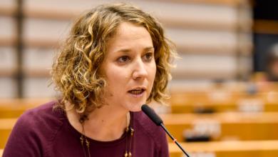 Photo of Marina Albiol: «La Guardia de Fronteras y Costas es el sueño de la extrema derecha hecho realidad gracias a conservadores, socialdemócratas y liberales»