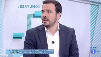 """Photo of Alberto Garzón considera que """"cuanto mejor resultado tenga Unidas Podemos"""" será """"menos probable"""" que Sánchez y Rivera pacten y formen gobierno"""