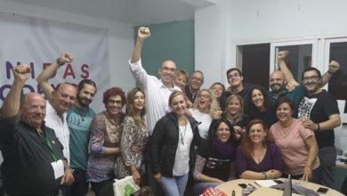 """Photo of Eva García Sempere, """"satisfecha"""" por el resultado conseguido por Unidas Podemos en Málaga y """"porque los números no le dan a la derecha"""""""