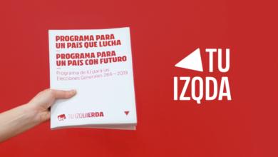 Photo of Izquierda Unida concreta en 22 medidas clave su ambicioso 'Programa Electoral para un País que Lucha, para un País con Futuro'