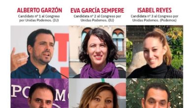 Photo of Acto de Unidas Podemos en Marbella – 10/04/2019