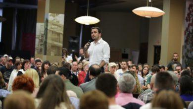 Photo of Acto de Unidas Podemos en Langreo – 17/04/2019