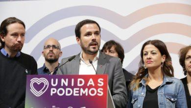 Photo of Alberto Garzón: «Pedro Sánchez debe evitar la tentación naranja porque es el momento de aprovechar los resultados electorales para blindar los servicios públicos y proteger a las familias trabajadoras».