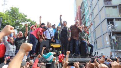 """Photo of IU """"rechaza y condena"""" el nuevo intento de golpe de Estado de Guaidó en Venezuela y denuncia la complicidad de la Administración de EE.UU y del Grupo de Lima"""