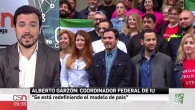 """Photo of Alberto Garzón alerta de que el PSOE acabe pactando con Ciudadanos y que """"Rivera sea ministro de Trabajo, y ya sabemos lo que opina de los derechos laborales y de los sindicatos"""""""