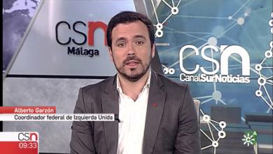 """Photo of Alberto Garzón insta a Pedro Sánchez a poner en marcha """"inmediatamente"""" la comisión bilateral con el Gobierno andaluz para poner fin al proyecto gasístico en Doñana"""