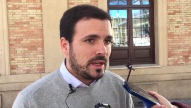 """Photo of Alberto Garzón considera que Unidas Podemos es el verdadero """"voto útil"""" y recuerda que el PSOE es """"un partido 'rojo' durante la campaña pero 'naranja' una vez termina"""""""