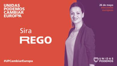 Photo of Sira Rego: «No vamos a permitir que se normalice que estemos sometidas a la precariedad, que cada vez tengamos menos derechos o que el Mediterráneo se haya convertido en un mar de muerte»