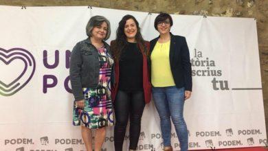 """Photo of Vanessa Angustia afirma en Valencia que esta comunidad """"reúne las claves que el proyecto de Unidas Podemos cambiar Europa propone para la UE"""""""