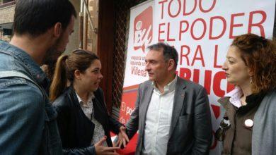 """Photo of Enrique Santiago apoya a las candidaturas de IU en la comarca del Alt Vinalopó, """"las únicas que pueden frenar a la derecha y a sus políticas"""""""