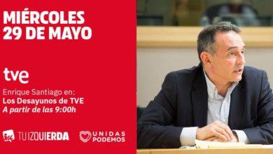 """Photo of Enrique Santiago opina que el 'consejo' de Sánchez para que los partidos 'reconsideren sus estrategias' tras los resultados del 26M tiene """"un claro contenido oportunista"""""""
