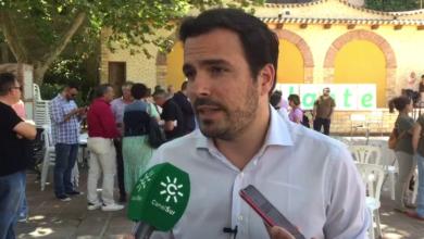 """Photo of Alberto Garzón afirma que las elecciones del domingo son """"fundamentales"""" para señalar al Gobierno que """"el camino es por la izquierda y no por el camino naranja"""""""