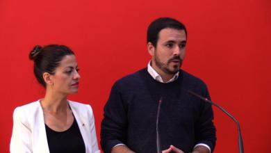 """Photo of Alberto Garzón dice que IU """"está abierta a toda posibilidad de acuerdo"""" con Sánchez para un futuro Gobierno pero advierte que """"sospechamos que el PSOE quiere explorar la vía naranja"""""""