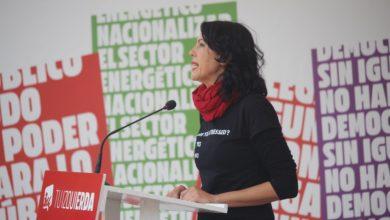 """Photo of Eva García Sempere pregunta al Gobierno si """"piensa promover iniciativas para limitar vuelos cuyo recorrido se pueda realizar en tren en un tiempo reducido"""" como ya plantean otros países"""