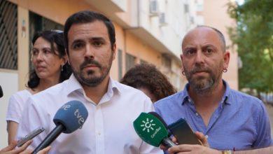 Photo of Alberto Garzón: «El PSOE no está haciendo nada para sacar adelante la investidura»