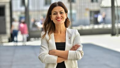Photo of La eurodiputada de Unidas Podemos, Sira Rego, candidata de la Izquierda a presidir el Parlamento Europeo