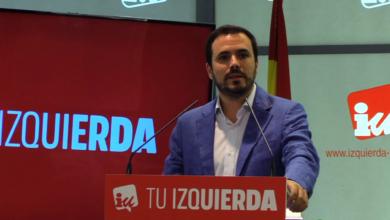 """Photo of Alberto Garzón advierte de que """"el PSOE quiere pivotar sobre la derecha"""" para tener estabilidad y plantea """"conseguir un acuerdo de gobierno que debe ser de izquierda y con el programa por delante"""""""