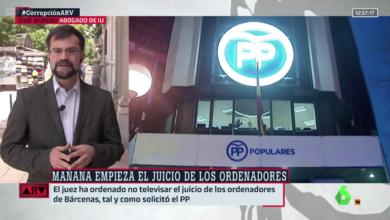 Photo of Juan Moreno: «Que el PP destruyese los 'discos duros de Bárcenas' demuestra que están poniendo trabas a la justicia. Esperamos que sean condenados en el juicio que empieza mañana»