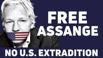 Photo of «El Papel de la prensa en el caso Assange», artículo de Manu Pineda