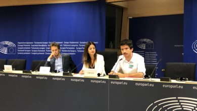 Photo of Unidas Podemos pide al Parlamento Europeo crear un cuerpo civil de rescate en el Mediterráneo y cobertura legal para las ONG de salvamento