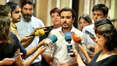 """Photo of Alberto Garzón advierte que a Sánchez """"se le agotan las excusas"""" para impedir que se llegue a un gobierno de coalición con Unidas Podemos"""