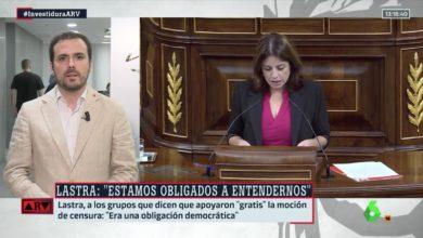 Photo of Alberto Garzón: «Pedro Sánchez no puede actuar como si tuviera mayoría absoluta, pero aún hay tiempo para llegar a un acuerdo si cambian el fondo y las formas»