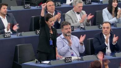 Photo of Discurso de Sira Rego como candidata a la Presidencia del Parlamento Europeo
