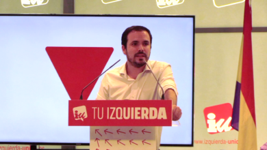 """Photo of Alberto Garzón dice que """"IU no tiene miedo a la campaña"""" y adelanta que """"se centrará en nuestro programa contra la crisis que viene y no en temas que no interesan a las familias trabajadoras"""""""