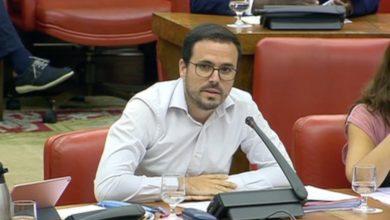 """Photo of Alberto Garzón insta al Gobierno a aceptar un debate en el Congreso sobre """"seguir con la lógica de la regla de gasto o si optamos por otras vías alternativas"""" como ya ocurre en Europa"""