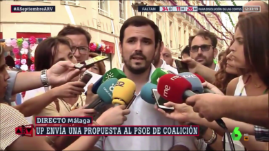 """Photo of Alberto Garzón insta a Pedro Sánchez a retomar los contactos con Unidas Podemos y evitar """"toda tentación de ir a otras elecciones que den una segunda oportunidad a la derecha reaccionaria"""""""