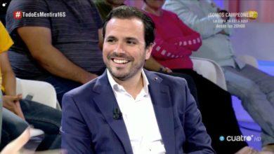 Photo of Alberto Garzón: «Es irresponsable que el PSOE nos lleve de nuevo a elecciones porque no obtuvieron el resultado que querían»