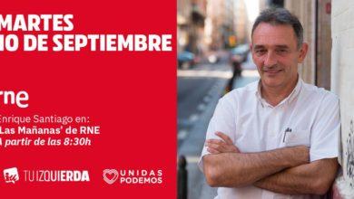 Photo of «El PSOE debería tener claro que la derecha no le va a apoyar y que, aunque nos lleven a elecciones, van a seguir necesitando a Unidas Podemos para gobernar»