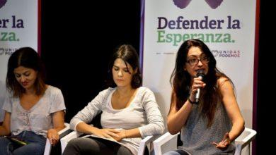 Photo of Sol Sánchez: «La clase trabajadora de este país no se puede permitir otras elecciones, pero tampoco seguir con las políticas neoliberales»