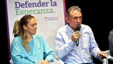 Photo of Enrique Santiago: «El PSOE tiene miedo de que demostremos que se puede gobernar de otra forma y se le acabe el cuento del voto útil»