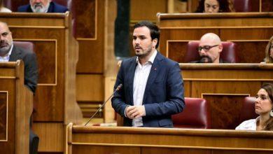 """Photo of Alberto Garzón reprocha al Gobierno que en todo un año no quiso cumplir los acuerdos y avisa que """"sus giros a la derecha y los 'guiños' a Rivera indican que eso va a seguir por mucho tiempo más"""""""