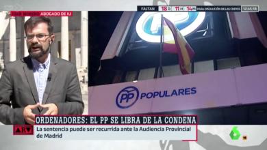 Photo of IU recurrirá ante la Audiencia Provincial de Madrid el primer fallo que no condena al PP por la destrucción constatada de los ordenadores de su extesorero Bárcenas