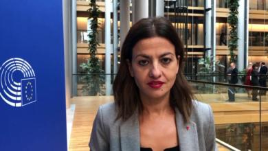 Photo of Sira Rego: «PP, PSOE y C's han avalado hoy con sus votos a Christine Lagarde como nueva presidenta del BCE cuando ella ni siquiera se ha dignado a venir al debate sobre su candidatura»
