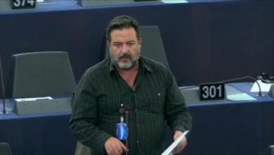 Photo of Manu Pineda: «La UE debe condicionar cualquier tipo de cooperación económica, comercial o política con Colombia a que su gobierno cumpla los Acuerdos de Paz»