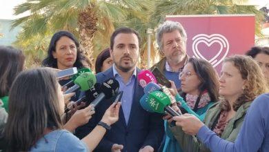 """Photo of Alberto Garzón señala que el ecologismo en Unidas Podemos """"no es una cuestión de colores"""" y que defienden propuestas """"transversales y factibles si hay voluntad política"""""""