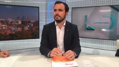 Photo of Alberto Garzón: «Sacar a Franco de Cuelgamuros es una necesidad histórica, pero no basta para acabar con el franquismo. El PSOE lo está haciendo de una forma oportunista y electoralista»