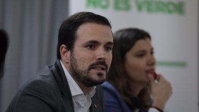 """Photo of Alberto Garzón sitúa la propuesta de Plan de Trabajo Garantizado de IU para crear un millón de empleos """"por delante y como elemento diferenciador con otras fuerzas políticas"""""""