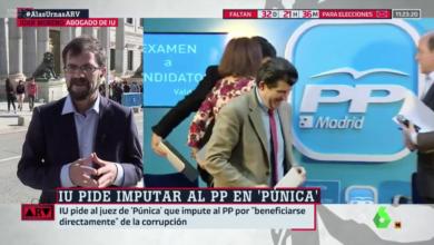 Photo of Juan Moreno: «Desde IU pedimos al juez que impute al PP como partido en la investigación de la trama Púnica porque ha sido beneficiario directo de la corrupción»
