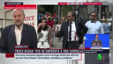 Photo of Willy Meyer: «En otro país europeo la fiscalía actuaría de oficio contra Ortega Smith por sus mentiras sobre las '13 Rosas'. Vamos a presentar una demanda por difamación e injurias»