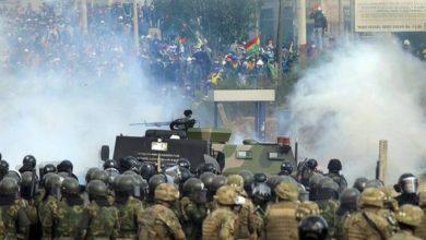 """Photo of IU solicita por carta a Mogherini que """"garantice la seguridad de los parlamentarios del MAS"""" perseguidos tras el golpe de Estado en Bolivia"""