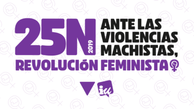 Photo of Ante las violencias machistas, revolución feminista